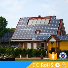 15KW on grid solar energy generating power system for home use