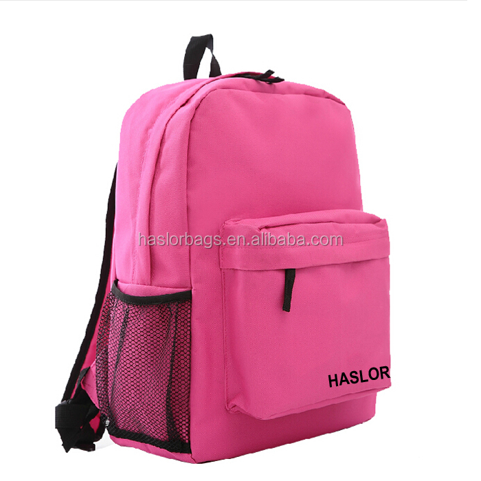 2015 latest design cheap promotional backpack for sale
