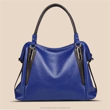 Wholesale designer ladies' fashion 2015 China handbag women leather messenger bag