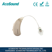 AcoSound Acomate 220 RIC Digital hearing aid BTE ear sound amplifier hearing aid
