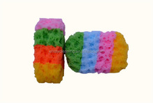 Super quality stylish strong decontamination cleaning sponge
