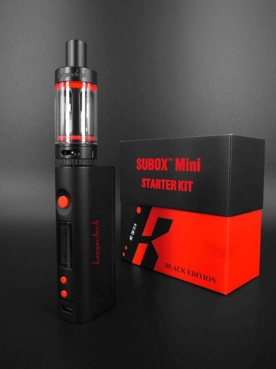 2015 wholesale Kanger Subox mini starter kit mini, subtank mini bell cap from CACUQ