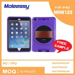 Good price universal smart cases&covers for ipad mini 2