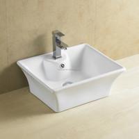 Sanitary ware ceramic hand wash basin (BSJ-A8109)