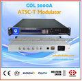 ATSC-t modulador, 8VSB ATSC-t hdmi vídeo modulador COL5600A