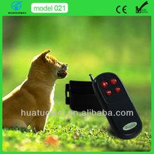 Top quality electronic anti-bark dog training shock collar (HT-021)