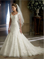 white lace v neck mermaid beach wedding gowns with sleeves robe de mariage
