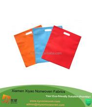 Eco Friendly reusable non woven shopping bag