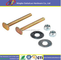 Nuts T bolts washers for toilet application oukailuo manufacturer