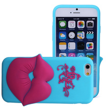 new style soft skin-touch silicone mobile phone case for i phone6