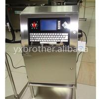 High Speed pvc Pipe Ink Jet Printer