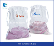 Wholesale mesh laundry bag in lingerie delicate