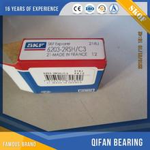 SKF deep groove ball bearing 6203 2RSH/C3