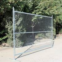 China factory heavy duty cheap chain link fencing