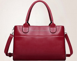 fashion wine color latest women bags