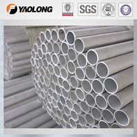 stainless steel welded pipe for construction structure