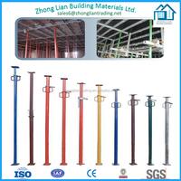 Adjustable Steel Props/ Formwork Steel Props
