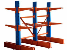 Suitable for Long Objects or Pipe Cantilever Storage Rack
