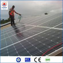 280watts solar panel price for solar power system
