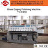 Edging glass machine