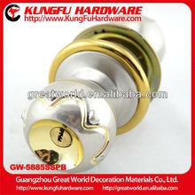 GW5885SSPB High Quality Zinc Alloy door lock mortiser