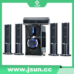 HOT sell 5.1 subwoofer computer speakers