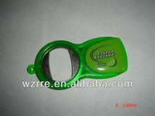 popular promotional bottle opener for holiday gift