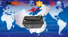 12V100ah AGM / Gel / Deep Cycle Lead Acid Battery Storage Battery for Solar & Wind Power System / UPS Power System (NP100-12)