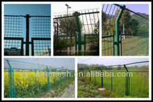 Hot product & Hot sale used plastic standing fencing ISO 9001-2008