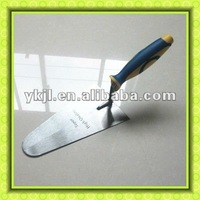 1mm thickness rubber handle brick laying trowel plastic brick wall JL6003S