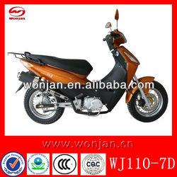 110cc low displacement mini scooter motorcycle/mini motor bike for sale (WJ110-7D)