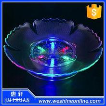 Nice Design LED Colorful Fruit Plate