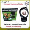 small dog waterproof outdoor dog fence with CE