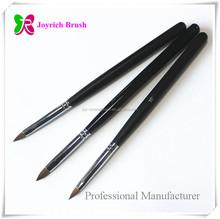 Black wooden handle 3d pen for 3D nail art
