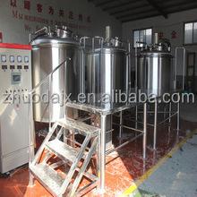 ZD beer brewing equipment micro brewery 100L, 200L, 300L 500L, 1000L per batch ( ZD-1000l)
