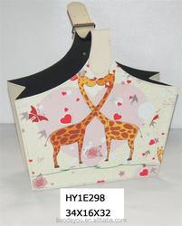 fashion design branded handbag for storage