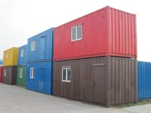 Container house and steel prebuilt container home for sale