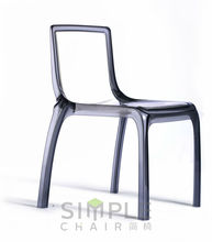 colored stacking plastic chairs for living room
