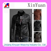 favors personality pu motorcycle leather jackets