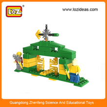 LOZ plastic building toys for boys