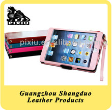 Hot Sale Factory Price High Quality Leather Cover For Ipad Mini Case