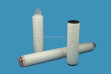 0.22 Micron Hydrophilic PTFE Cartridge Filters for Pure Water Filtration Pall Filter Replacement