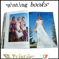 blue sky wedding dress photo book printing service