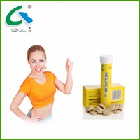 GMP chinese pill for weight reduction slimming effervescent tablets