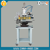 TJ-378 Easy Change and Install Plate Card Embossing Machine Indent