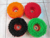soft nylon cleaning brush for drill of your favorable choose