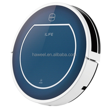 Original CHUWI ILIFE V7 Bluetooth Mini Robotic Vacuum Cleaner for Home Wireless Dry Cleaning Appliances with Remote Control