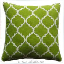 wholesale outdoor decorative pillow / custom linen fabric pillow / heat transfer printed pillow