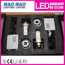 Best quality latest h4 h l 3200lm atv car led headlight