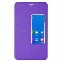 Hot selling leather cover for Huawei X1,7D-501u,OEM/ODM manufacture